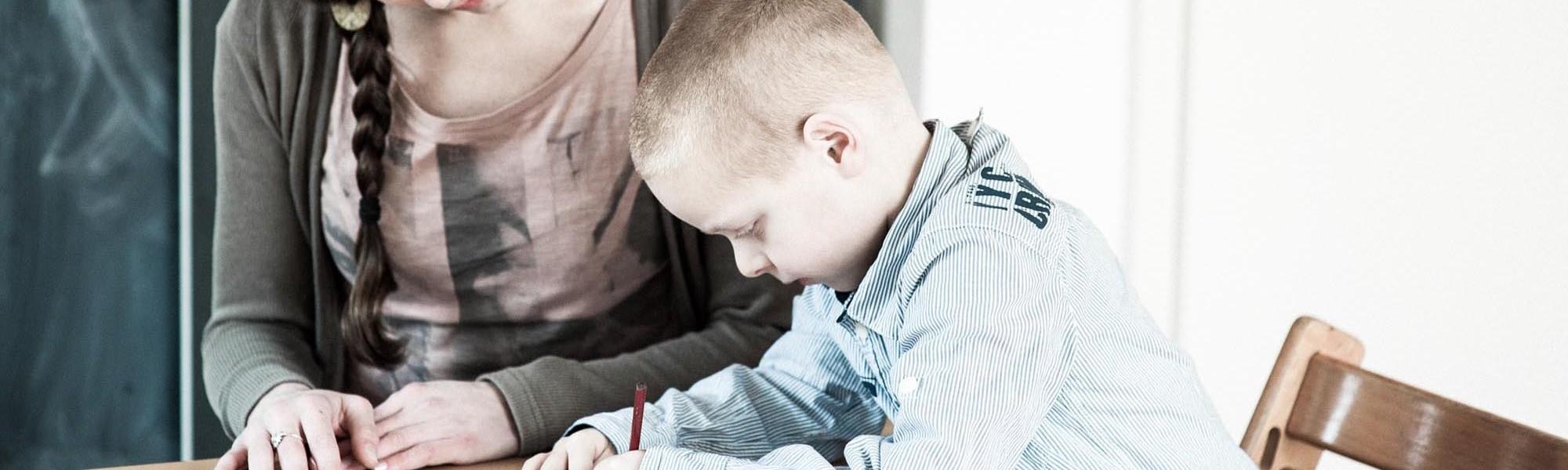 Fysiotherapie Driebergen Schrijfmotoriek Kinderfysiotherapie