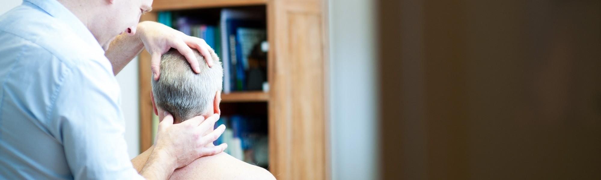 Fysiotherapie Driebergen Hoofdpijn
